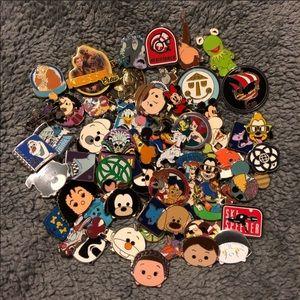 Authentic Disney Pins Lot